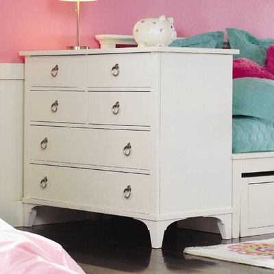 Opus Designs Opus Designs Brookleigh Daybed 6-Drawer Dresser