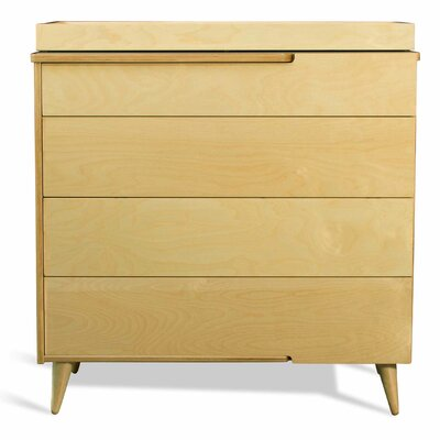 True Modern 11-Ply Changing Dresser