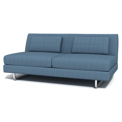 True Modern Hamlin Armless Sofa