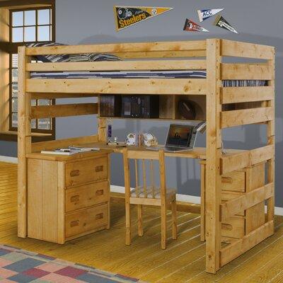 Bunk Beds Wayfair Buy Kids Loft Triple Bunk Bed For