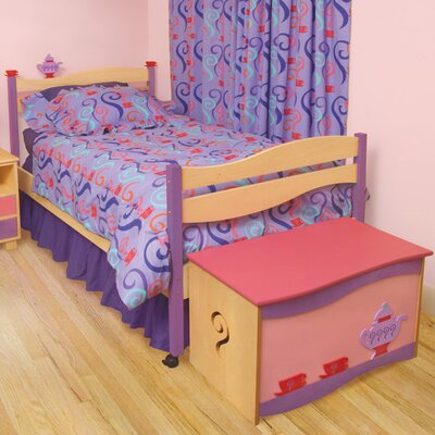 Room Magic Little Girl Teaset Panel Bedroom Collection