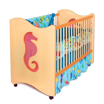 Room Magic Tropical Seas Two Piece  Crib Set