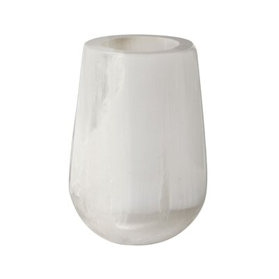 Lazy Susan USA Selenite Cone Votive