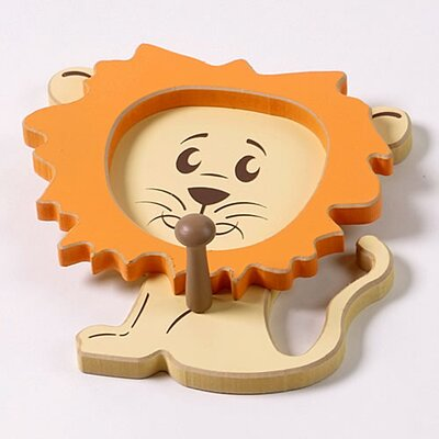 Forest Creations Lion Peg (Set of 2)