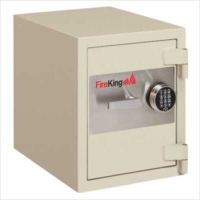 Fire King Fire and Burglary Safe