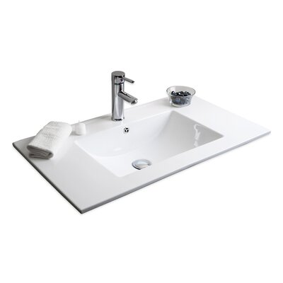 Flair Rectangle Sink - B8001