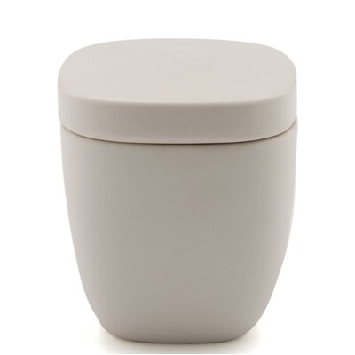 Waterworks Studio Modern Ceramic Small Jar