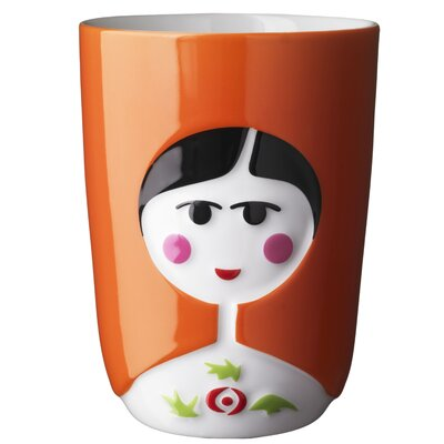 Qdo Babuska Thermal Mug (Set of 2)