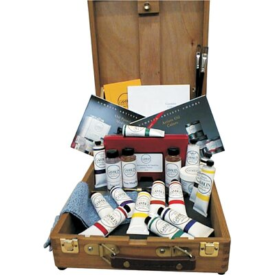 Gamblin Deluxe Painting System