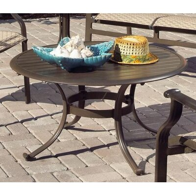 Panama Jack Outdoor Island Breeze Patio Coffee Table