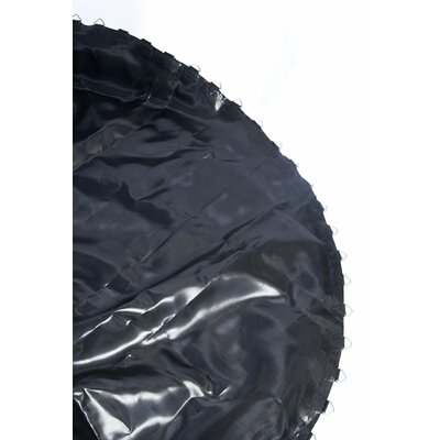 "Sports Oh Jumping Surface 10'4"" Round Trampoline with 80 V-Rings for 6.5/7"" Springs"