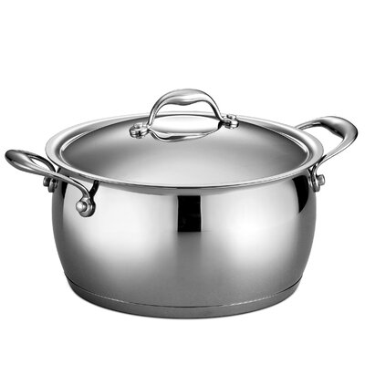 Domus Stock Pot with Lid