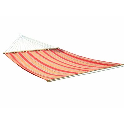 Twotree Hammocks Large Quilted Fabric Hammock with Stand