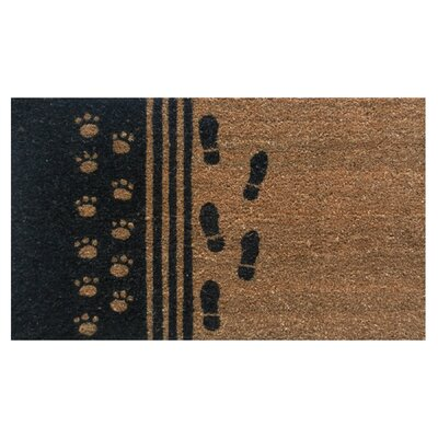 Home & More Man's Best Friend Doormat