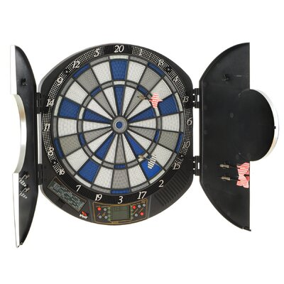 Voit Raptor Electronic Dartboard with Case and Accessories