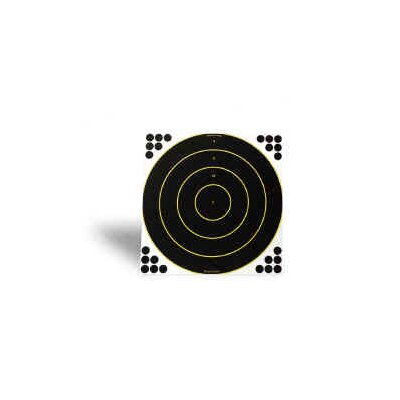 "Birchwood Casey Shoot-N-C 18"" Round Bull's Eye Target (12 Per Pack)"