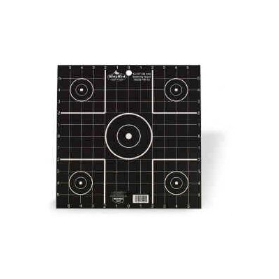 "Birchwood Casey Dirty Bird 12"" Sight In Paper Target (12 Per Pack)"