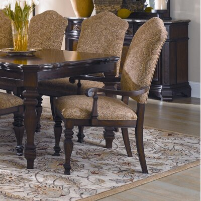 Royal Traditions Upholstered Back Arm Chair