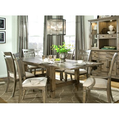Legacy Classic Furniture Brownstone Village 7 Piece Dining Set