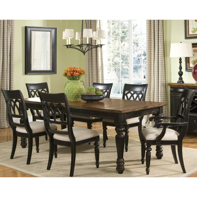 Legacy Classic Furniture Cottage Hill 7 Piece Dining Set