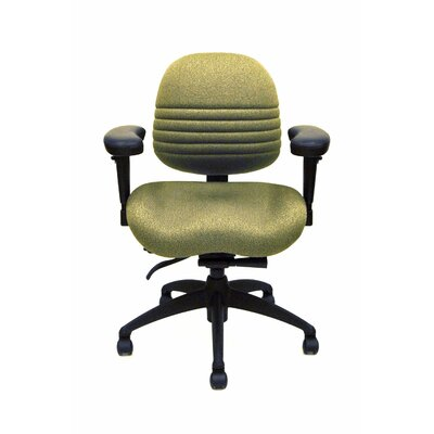 Lifeform Low-Back Lifestyles Task Executive Chair with Arms