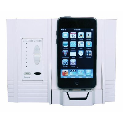 Channel Vision iPod on Wall Docking Station