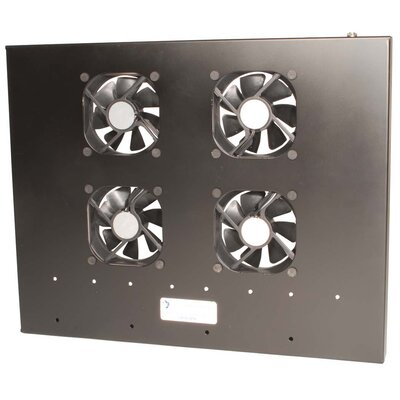 Cool Components 4 Fan Component Cooling System - Fully Loaded