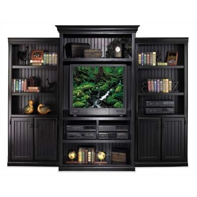 "kathy ireland Home by Martin Furniture Southampton Onyx 46"" TV Stand"