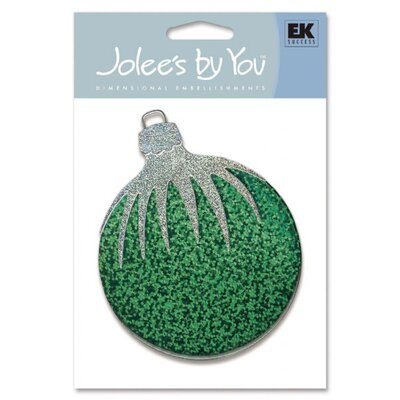 Jolee's Boutique 3-D Non-Adhesive Ornament Embellishment