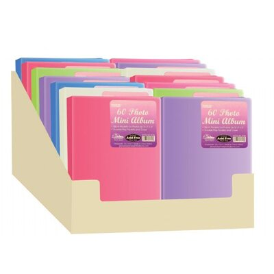 Pioneer Mini Photo Album (Set of 24)