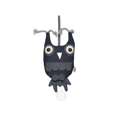 Oots Esthex Hendrik the Owl with Music Box