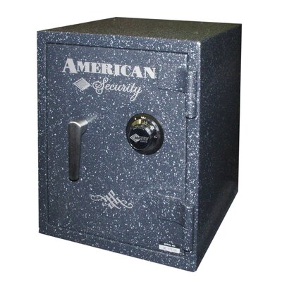 Amsec 2 Hr Fireproof and Impact Dial Lock Security Safe