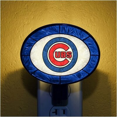 The Memory Company MLB Art Glass Nightlight