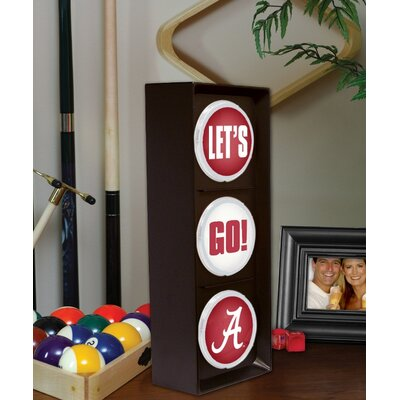 "The Memory Company NCAA ""Let's Go"" Table Lamp"