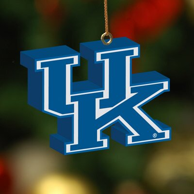 The Memory Company NCAA College 3D Logo Ornament