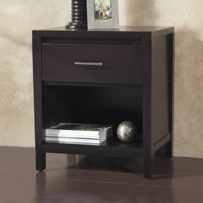 Modus Furniture Nevis 1 Drawer Nightstand