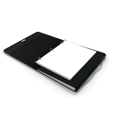 Duo 7-Pocket Accordion File Binder
