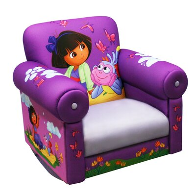 Dora the Explorer Picnic Kids Rocking Chair
