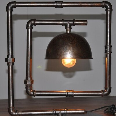 Noir 1 Light Table Lamp