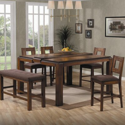 Altamonte 6 Piece Counter Height Dining Set
