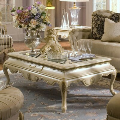 Michael Amini Lavelle Coffee Table Set