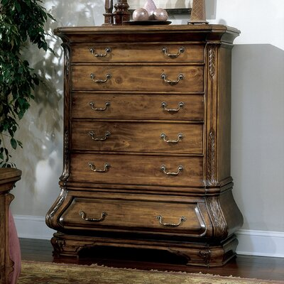 Michael Amini Tuscano 6 Drawer Chest