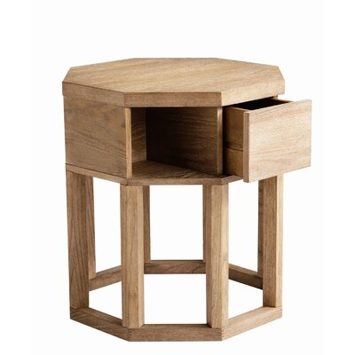 Sunpan Modern Orga End Table