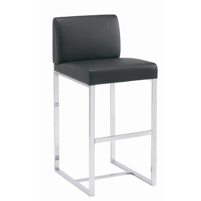 Addison Faux Leather Stool