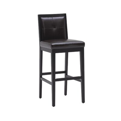 Paxton Bonded Leather Stool