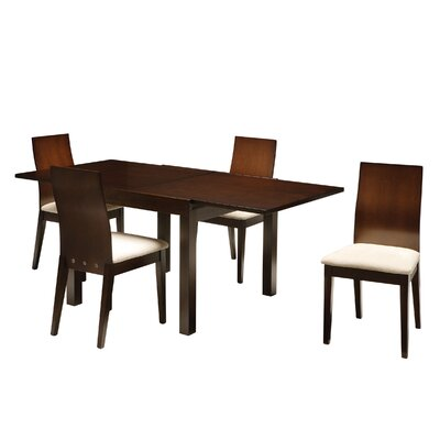 Sunpan Modern Brazil Large 5 Piece Dining Set
