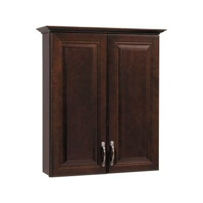 "RSI Home Products Gallery 7.5"" x 25.5"" Bathroom Storage Cabinet"