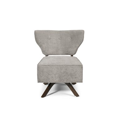 BKind3 by Lazar Sass Chanterelle Fabric Slipper Chair