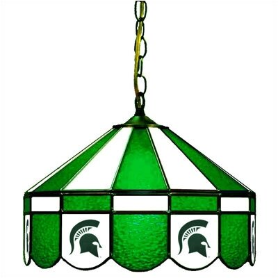 NCAA Wide Swag 1 Light Hanging Pendant