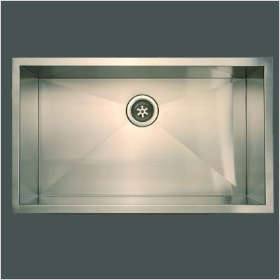 Everest Single Undermount Kitchen Sink